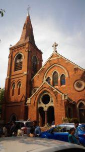 Wesley Church - Churches in Chennai