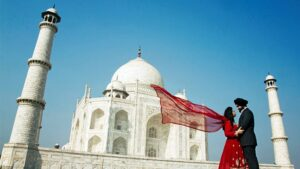 Agra - Best Honeymoon Destinations in India