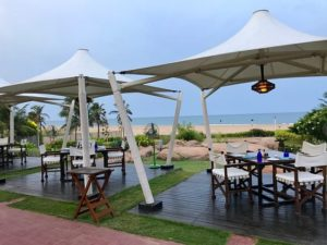 UPPER DECK - Best Sea View Restaurants in Chennai