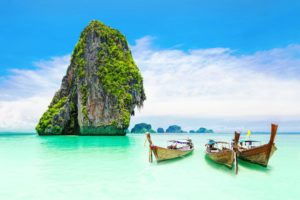 Reasons to visit Thailand - beaches