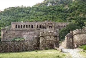Bhangarh Fort - Most Haunted Places in Rajasthan