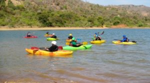 Canoeing - Water Sports in Chennai