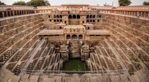Chand Baori - Most Haunted Places in Rajasthan