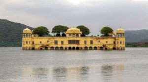 Jal Mahal - Most Haunted Places in Rajasthan