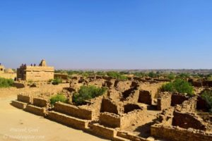 Kuldhara Town - Most Haunted Places in Rajasthan