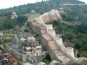 Kumbhalgarh Fort - Most Haunted Places in Rajasthan