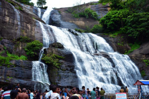 Kutralam falls - Best Waterfalls Near Chennai