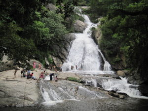 Monkey's Falls - Best Waterfalls in Chennai