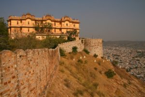 Nahargarh Fort - Most Haunted Places in Rajasthan