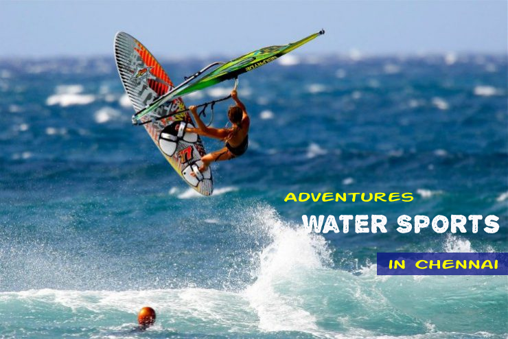 Top Adventurous water Sports in Chennai