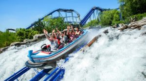 Water Roller Coaster Ride - water sports in chennai