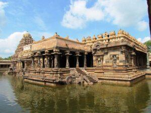 Airavateshwarar Temple - Historical Places in Tamilnadu