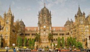 Chhatrapati Shivaji Terminus - Unesco world heritage sites in Tamilnadu