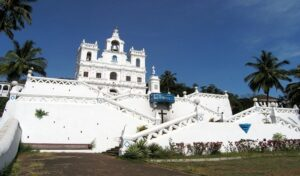 Churches and Convents of Goa - Unesco world heritage sites in Tamilnadu