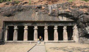 Elephanta Caves, Maharashtra - Unesco world heritage sites in Tamilnadu