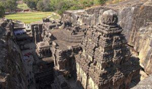 Ellora Caves, Maharashtra - Unesco world heritage sites in Tamilnadu