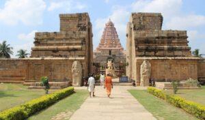 Gangaikonda Cholapuram, Jayakondam - Unesco world heritage sites in Tamilnadu