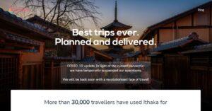 Ithaka - Travel Entrepreneurs In India