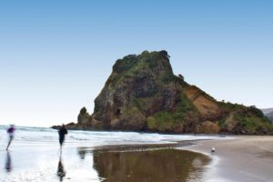 Piha Beach and Rainforest - Tourist Attractions in Auckland