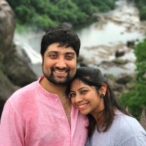 Preethika and Narayan- Travel Bloggers from Chennai