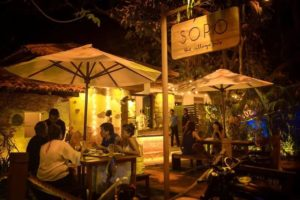 Soro, Vagator, Aguada - Best Pubs and Bars in Goa