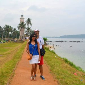 Vivek and Sakshi- Travel Bloggers from Chennai