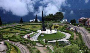 Batasia Loop War Memorial - Best Things To Do In Darjeeling