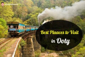 Best Places to Visit in Ooty That Every Traveler Must Visit