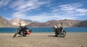 Bike Ride in Leh Ladakh - Gulshan Bafna