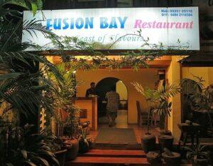 Fusion Bay - Best Restaurant in Kochi