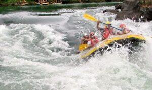 Rafting and Kayaking - Best Things To Do In Darjeeling