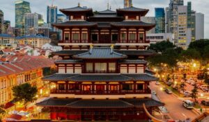 Buddha Tooth Relic Temple - Best Places to Visit in Singapore