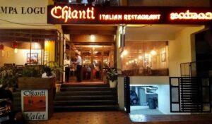 Chianti - Best Vegan Restaurant in Bangalore