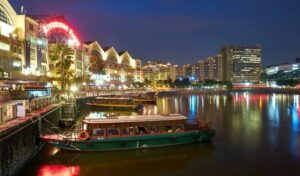 Clarke Quay - Best Places to Visit in Singapore