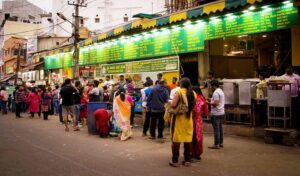 Eat Food Street at VV Puram-Exciting Things To Do in Bangalore