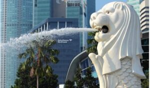 Merlion - Best Places to Visit in Singapore