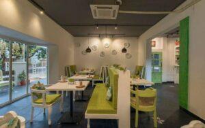 Santé Spa Cuisine - Best Vegan Restaurant in Bangalore