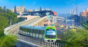 See the city and the metro-Exciting Things To Do in Bangalore