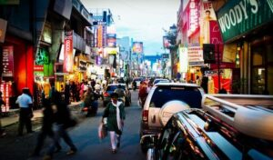 Shop at The Commercial Street-Exciting Things To Do in Bangalore