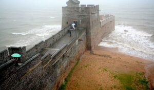 End of Great Wall of China - Interesting Facts About The Great Wall of China