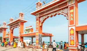 Agni Theertham - Best Places to Visit in Rameshwaram