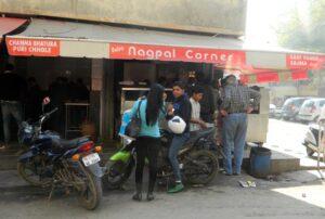Baba Nagpal Corner - Best Chole Bhature in Delhi