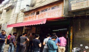 Chache Di Hatti - Famous Chole Bhature in Delhi