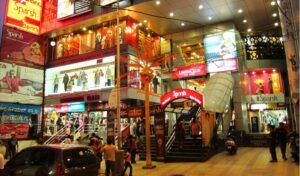 Commercial Street - Best Places to Visit in Bangalore