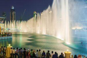 Dubai Fountains Dance - Things To Do in Dubai