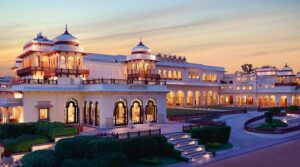 Golden Palace And Fort Complex - Best Places To Visit in Jaipur