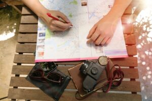 Have an Itinerary - Best Tips For Solo Travellers