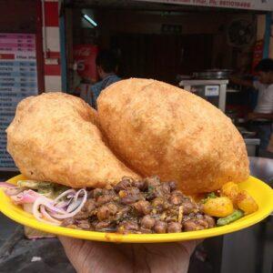 Jagdish De Chole Bhature - Delhi Famous Chole Bhature