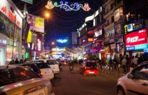 MG Road - Best Places to Visit in Bangalore