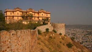 Nahargarh Fort - Popular Tourist Places Jaipur